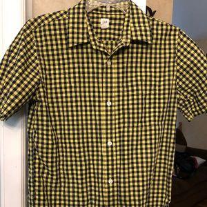 Gap Boy Botton Front Shirt